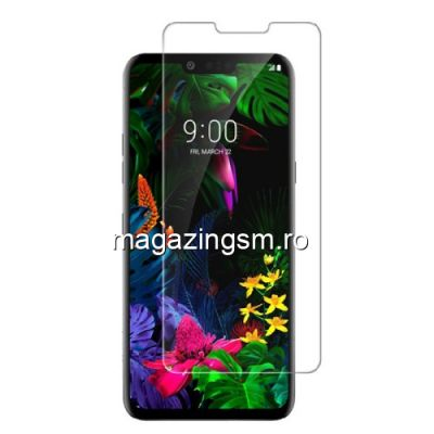 Folie Sticla LG G8 ThinQ Protectie Display