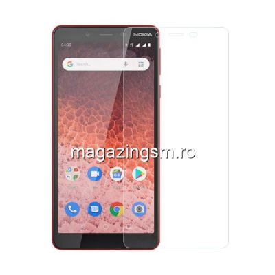 Folie Sticla Nokia 1 Plus Protectie Display