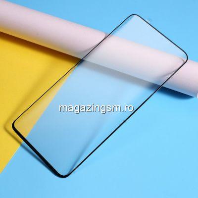 Folie Sticla OnePlus 7 Pro / 7T Pro Protectie Dispay Acoperire Completa Neagra