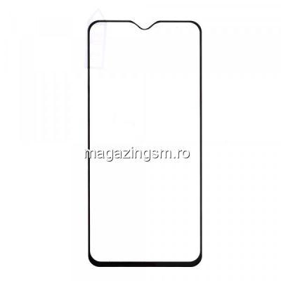 Folie Sticla OnePlus 7 Protectie Display Acoperire Completa Neagra