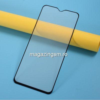 Folie Sticla OnePlus 7 Protectie Ecran Acoperire Completa Neagra