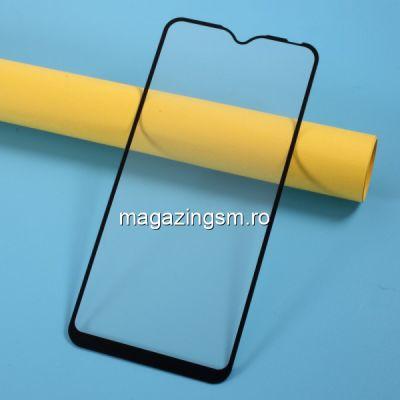 Folie Sticla Oppo A7 Protectie Ecran Acoperire Completa Neagra