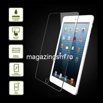 Folie Sticla Protectie Display iPad Mini Acoperire Completa
