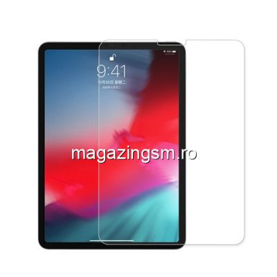 Folie Sticla Protectie Display iPad Pro 11 inch 2018 Acoperire Completa