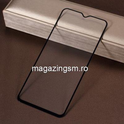 Folie Sticla Protectie Display Samsung Galaxy A30 / A50 Acoperire Completa Neagra