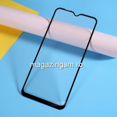 Folie Sticla Samsung Galaxy A10 Protectie Display Acoperire Completa Neagra