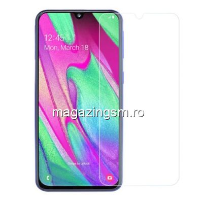 Folie Sticla Samsung Galaxy A40 Protectie Display