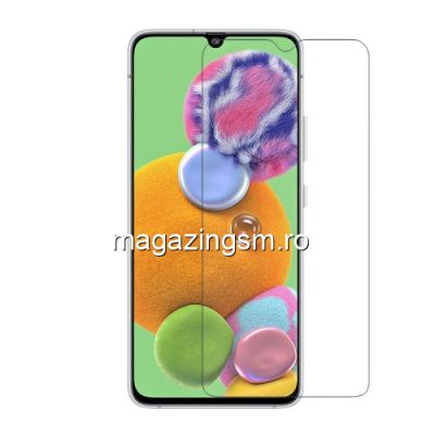 Folie Sticla Samsung Galaxy A91 / S10 Lite Protectie Display