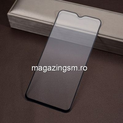 Folie Sticla Samsung Galaxy M30 / A50 Protectie Display Acoperire Completa Neagra