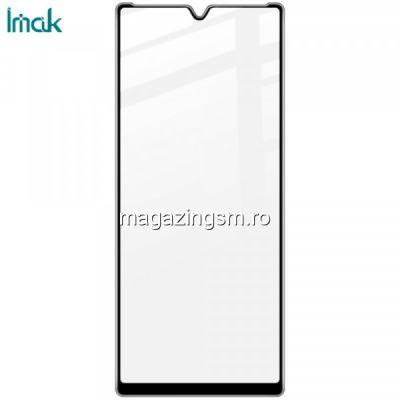 Folie Sticla Sony Xperia L4 Protectie Ecran Acoperire Completa Neagra