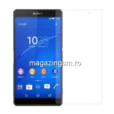Folie Sticla Sony Xperia Z3 Plus / Z4 Protectie Display