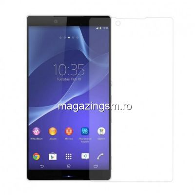 Geam De Protectie Sony Xperia Z3 Tempered Arc Edge