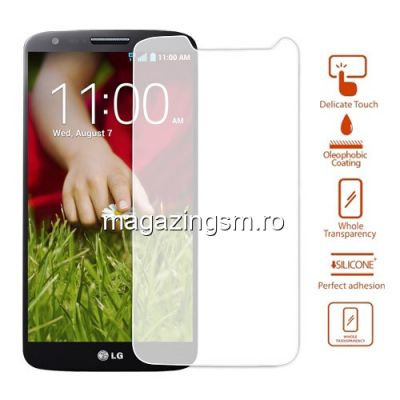 Geam Folie Sticla Protectie Display LG Optimus G2 D801 D802 Tempered