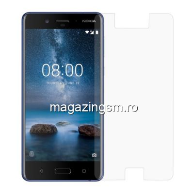Geam Folie Sticla Protectie Display Nokia 8