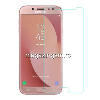 Geam Folie Sticla Protectie Display Samsung Galaxy J7 (2017) / J730 Tempered PRO+ In Blister