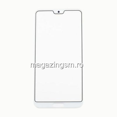 Geam Huawei P20 Alb