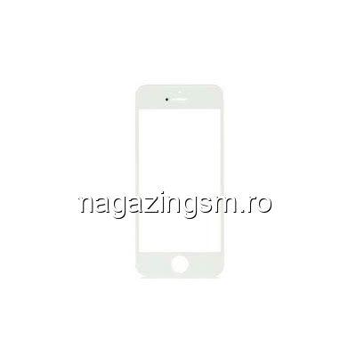 Geam iPhone 5 Alb