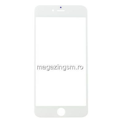 Geam iPhone 6 Plus Alb
