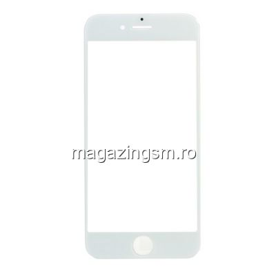 Geam iPhone 6s Alb / White