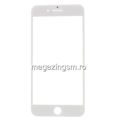 Geam iPhone 7 Plus Alb