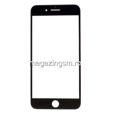 Geam iPhone 7 Plus Negru
