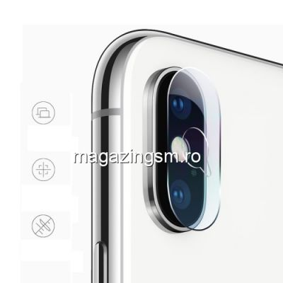Geam Protectie Camera iPhone X