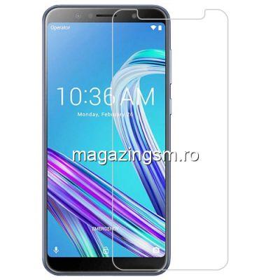 Geam Protectie Display Asus Zenfone Max Pro M1 ZB601KL Arc Edge