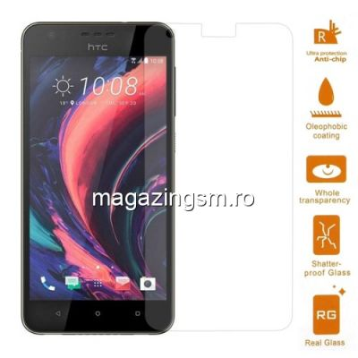 Geam Protectie Display HTC Desire 10 Lifestyle Tempered