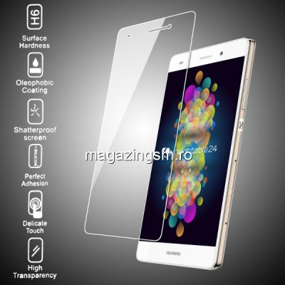 Geam Protectie Display Huawei P8 Lite Tempered