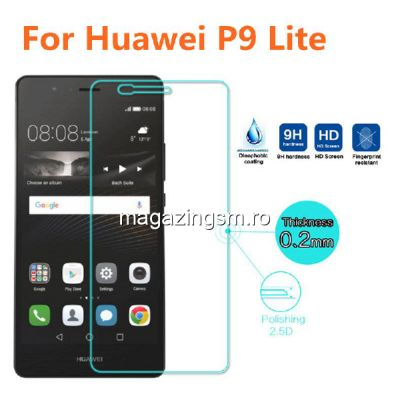 Geam Protectie Display Huawei P9 Lite / G9 Lite Tempered