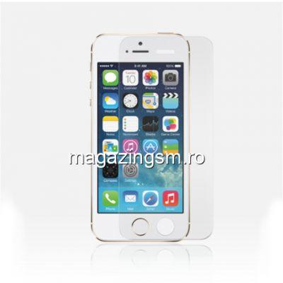 Folie Sticla Securizata iPhone 5s iPhone 5 iPhone 5c