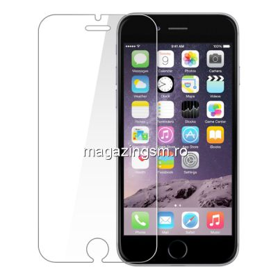 Geam Protectie Display iPhone 6 6s Bulk