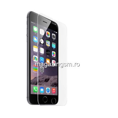 Geam Folie Sticla Protectie Display iPhone 6s Premium Tempered PRO+ In Blister