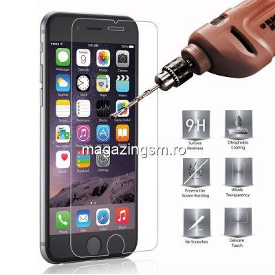 Geam Protectie Display iPhone 7 Plus / 8 Plus Tempered