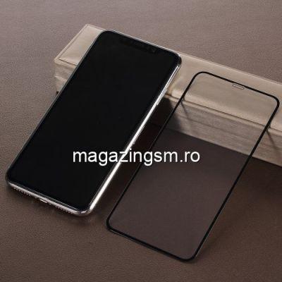 Geam Protectie Display iPhone XS Max / iPhone 11 Pro Max Acoperire Completa