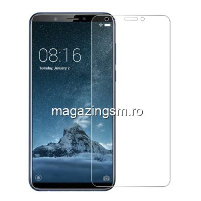 Geam Protectie Display Lenovo K5 Note 2018 Arc Edge