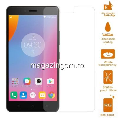 Geam Protectie Display Lenovo K6 Note Tempered