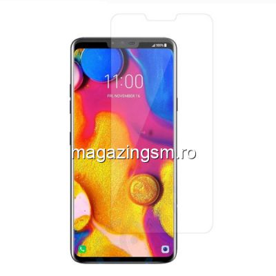 Geam Protectie Display LG V40 ThinQ