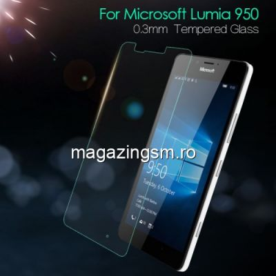 Geam Protectie Display Microsoft Lumia 950 Arc Edge