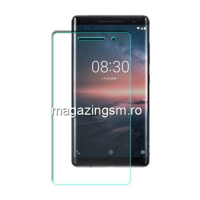 Geam Protectie Display Nokia 8 Sirocco Arc Edge