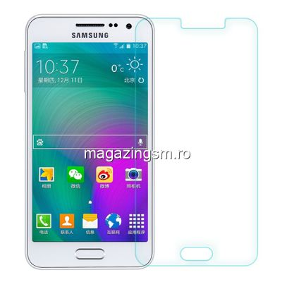 Geam Protectie Display Samsung Galaxy A3 A310F Premium Tempered