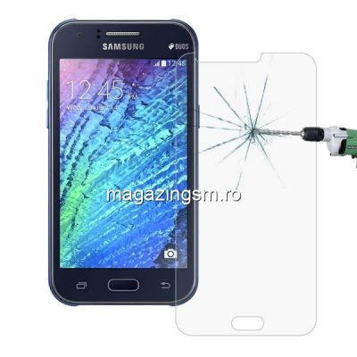 Geam Protectie Display Samsung Galaxy J1 J100F Tempered