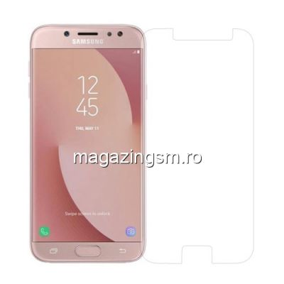 Geam Protectie Display Samsung Galaxy J7 J730 2017 Arc Edge