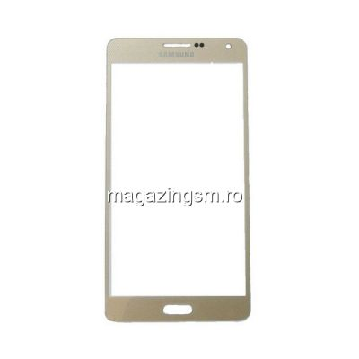 Geam Samsung Galaxy A5 A500 Gold