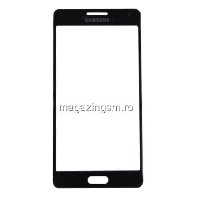 Geam Samsung Galaxy A5 SM-A500 Original Negru