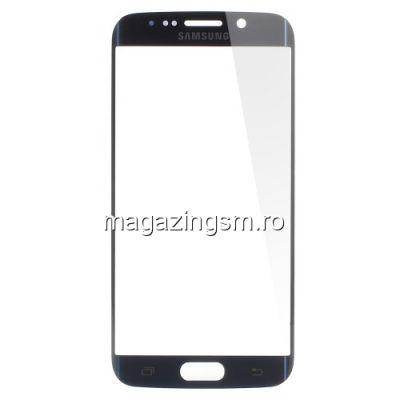 Geam Samsung Galaxy S6 edge G925 Albastru Inchis