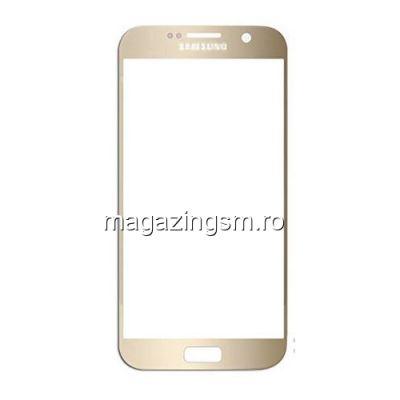 Geam Samsung Galaxy S7 G930 Gold