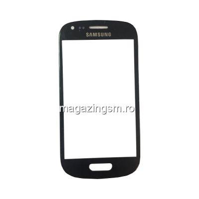 Geam Samsung I8190 Galaxy S3 mini Negru
