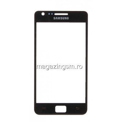 Geam Samsung i9100 Galaxy S2 Albastru