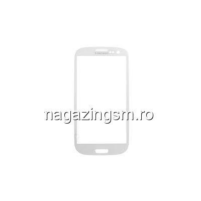 Geam Samsung I9300 Galaxy S3 Alb